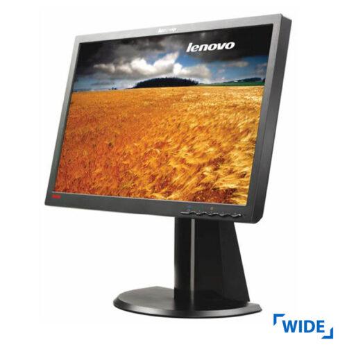 "Used Monitor L2240p TFT/Lenovo /22""/1680x1050/Wide/Silver/Black/D-SUB & DVI-D"