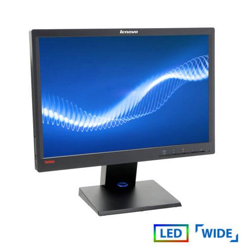 "Used Monitor LT1952x TFT/Lenovo/19""/1440x900/Wide/Black/D-SUB & DVI-D"
