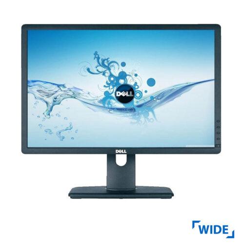 Used Monitor P2213 TFT/Dell/22/1680x1050/Wide/Black/D-SUB & DVI-D & DP & USB Hub