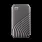 WD 500GB MyPassport USB 3.2 Gen2 Grau WDBAGF5000AGY-WESN