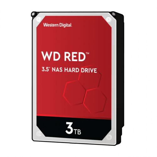 WD Red NAS Hard Drive 3TB Festplatte intern 3.5 5400RPM 256MB WD30EFAX