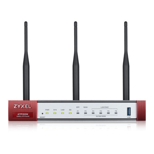 ZyXEL Router Firewall ATP100W inkl. 1 J. Security GOLD Pack ATP100W-EU0102F