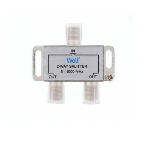 Διακλαδωτής 1 Προς 2 CATV 2 (1.000hz) SPLT-FC/2-WL