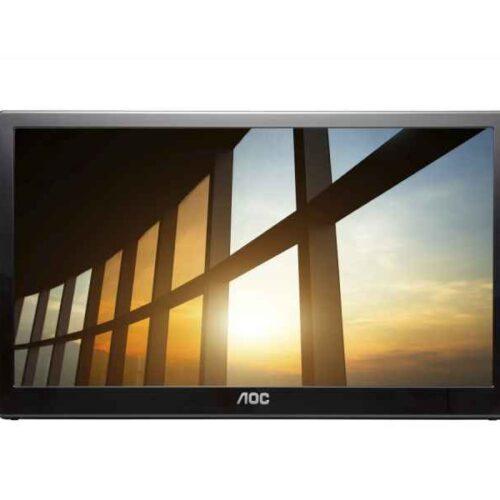 AOC 39,6cm (15,6) 169 USB IPS 5ms black I1659FWUX