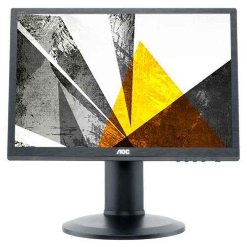 AOC 48,3cm (19) 54 DVI LED black IPS Lift Spk I960PRDA