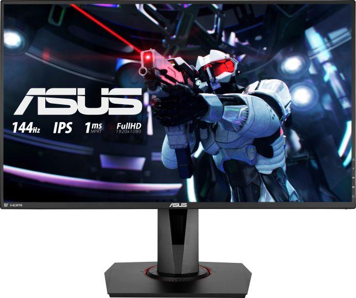 ASUS 68,6cm Gaming VG279Q DP+HDMI FSync 144Hz Spk Lift 1ms 90LM04G0-B01370