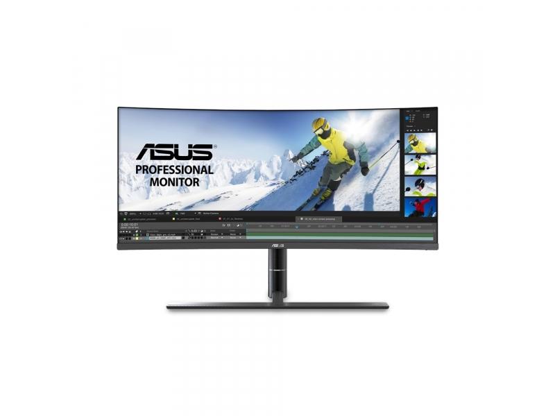 ASUS 86,7cm ROG Gam.PA34VC ROG DP+HDMI IPS Lift Curved 90LM04A0-B01370