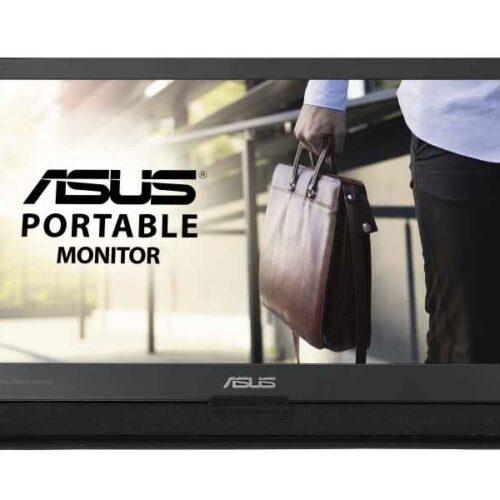 ASUS MB169C+ - LED-Monitor - 39.6 cm (15.6)