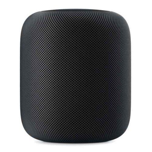 Apple HomePod Smart-Speaker Space-grey Apple MQHW2D