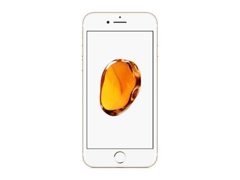 Apple iPhone 7 plus 128GB gold !RENEWED! - MN4Q2