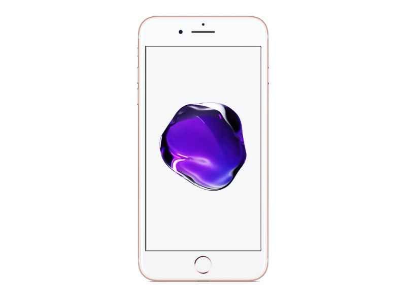 Apple iPhone 7 plus 128GB rose gold !RENEWED! - MN4U2