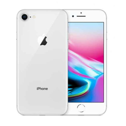 Apple iPhone 8 256GB silver !RENEWED! MQ7D2