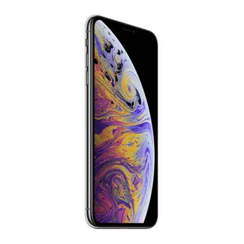 Apple iPhone XS Max Mobiltelefon 12MP 64GB Silber MT512ZD