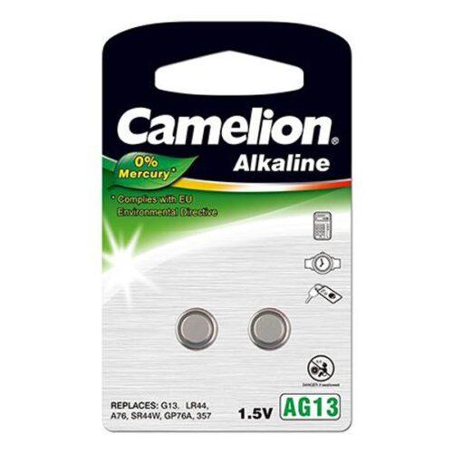 Batterie Camelion Alkaline AG13 (2 Pcs)