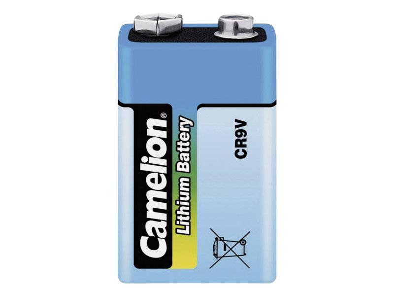 Batterie Camelion Lithium 9V (1 piece)