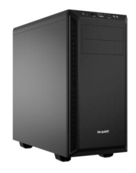 BeQuiet PC- Gehäuse Pure Base 600 Schwarz BG021