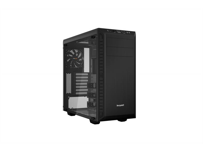 BeQuiet  PC- Gehäuse Pure Base 600 Window Schwarz BGW21