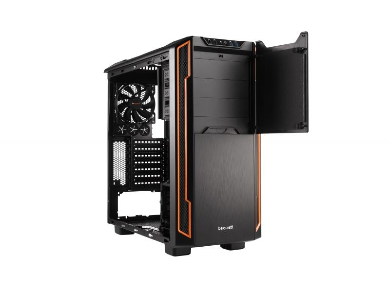 BeQuiet  PC- Gehäuse Silent Base 600 Orange BG005