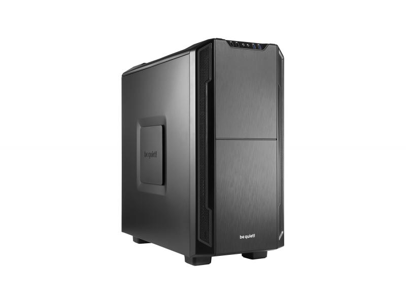 BeQuiet  PC- Gehäuse Silent Base 600 Schwarz BG006