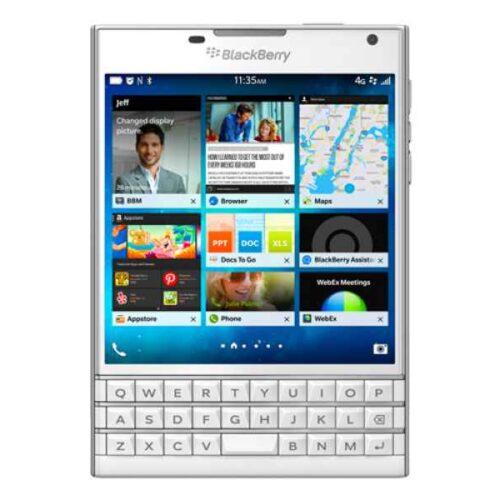 BlackBerry Passport 4.5Zoll Single SIM 32GB White PRD-59181-025