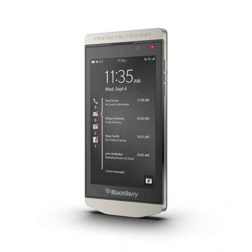 BlackBerry Porsche P9982 64 GB Grey