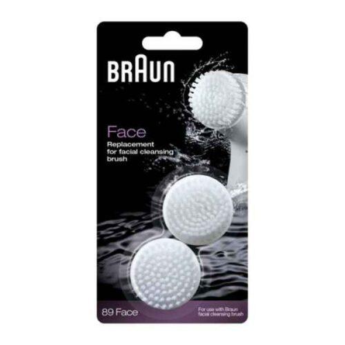 Braun 89 Face 2pc(s) Facial brush head