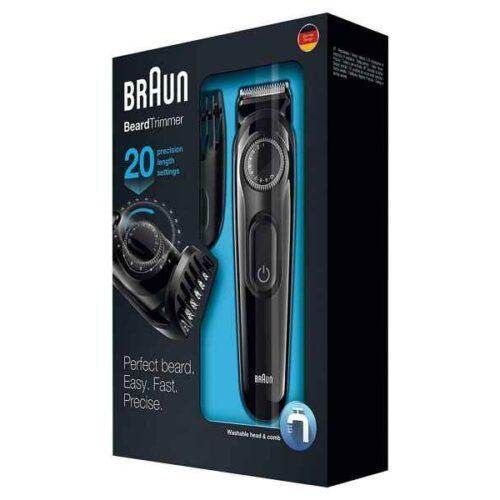 Braun Beard trimmer BT3020 Black