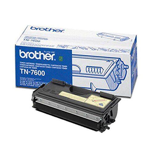 Brother Toner Cartridge Original Black 6,500 pages TN7600