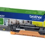 Brother Toner yellow Original Toner Cartridge TN243Y