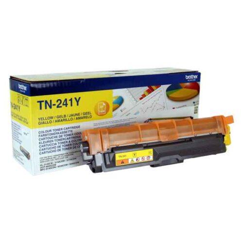 Brother yellow Original Toner Cartridge TN241Y