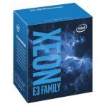 CPU Intel Xeon E3-1240v6