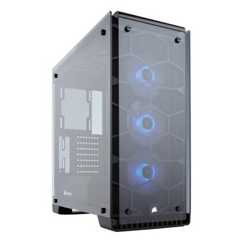 Case Corsair Crystal Series 570X RGB CC-9011098-WW