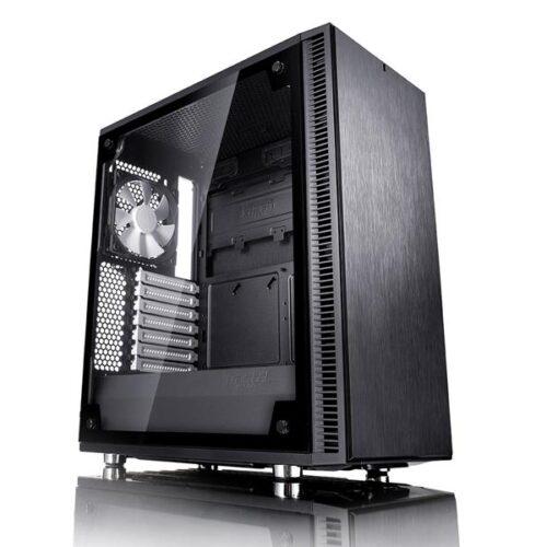 Case Fractal Design Define C Black Tempered Glass FD-CA-DEF-C-BK-TG