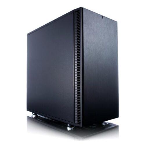Case Fractal Design Define Mini C - Black FD-CA-DEF-MINI-C-BK