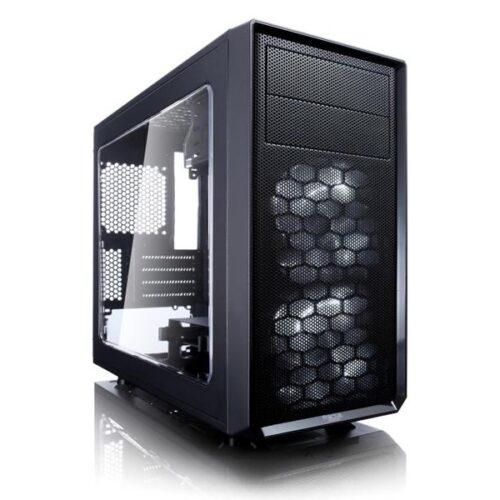 Case Fractal Design Focus G Mini Black Window FD-CA-FOCUS-MINI-BK-W