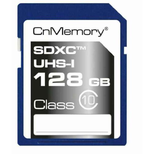 CnMemory SDXC 128GB Class 10 UHS-I Blister, 75589