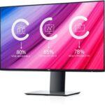 Dell 61.0cm (24)  U2419h 1610 2xDP+HDMI+4xUSB LED lift DELL-U2419H