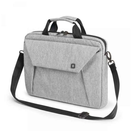 Dicota Slim Case 33.8 cm (13.3inch) Briefcase Grey D31241