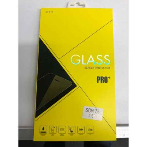 Display Glass 9H for Sony Xperia Z5 (2.5D) RETAIL