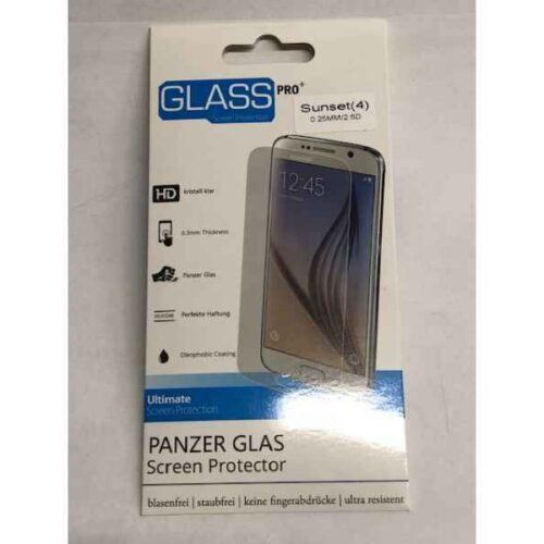 Display Glass GlassPRO+ for Sunset 4 (0,25mm