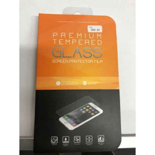 Display Glass Premium for Samsung A7 RETAIL