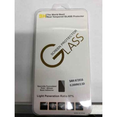 Display Glass for Samsung A7 2016 (0.26mm