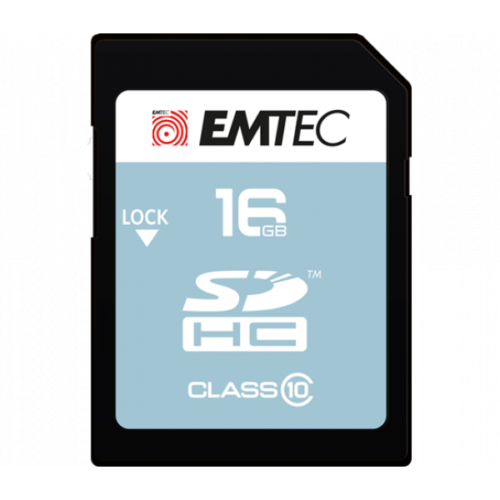 EMTEC SDHC 16GB CLASSIC CLASS 10 Blister