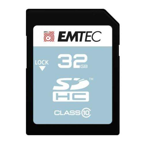 EMTEC SDHC 32GB CLASSIC CLASS 10 Blister