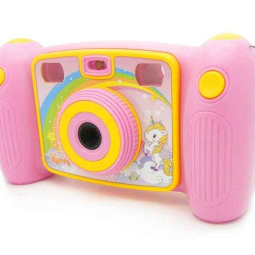 Easypix Kids Digitalcamera KiddyPix Mystery (Pink)
