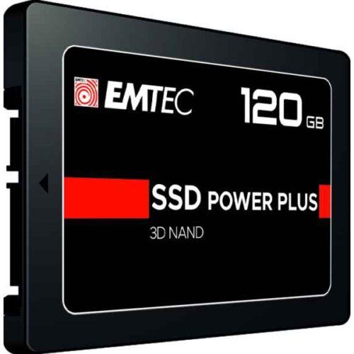Emtec Internal SSD X150 120GB 3D NAND 2,5 SATA III 500MB