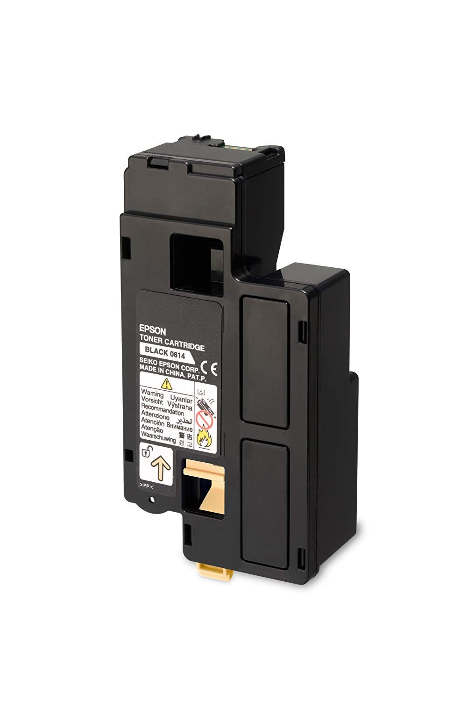 Epson High Capacity Toner Cartridge Black 2k C13S050614