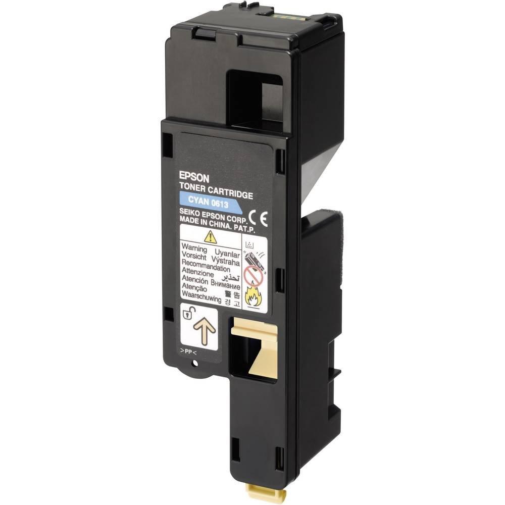 Epson High Capacity Toner Cartridge Cyan 1.4k C13S050613