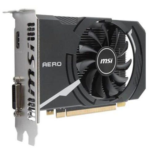Graphiccard MSI GeForce GT1030 AERO ITX 2GB OC V809-2492R