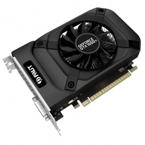 Graphiccard Palit GeForce GTX1050Ti StormX 4GB NE5105T018G1F